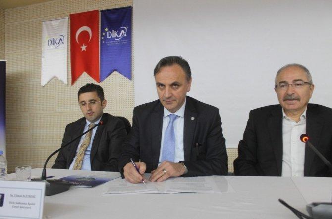 Turizm ağırlıklı projelerin imzaları atıldı