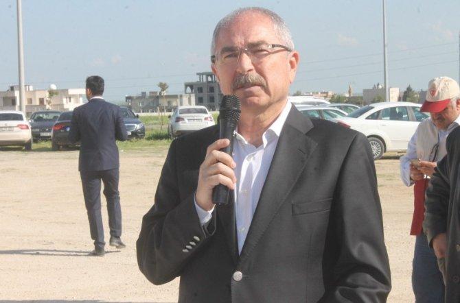 Mardin'den Suriye'ye 21 tır un