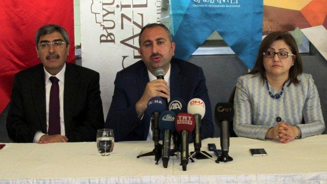 """Ak Parti Genel Sekreteri Abdulhamit Gül: """"Asla çözüm süreci gibi bir süreç olmayacaktır''"""