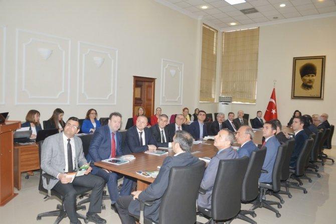 Krıklareli'de uyuşturucu ile mücadele toplantısı yapıldı