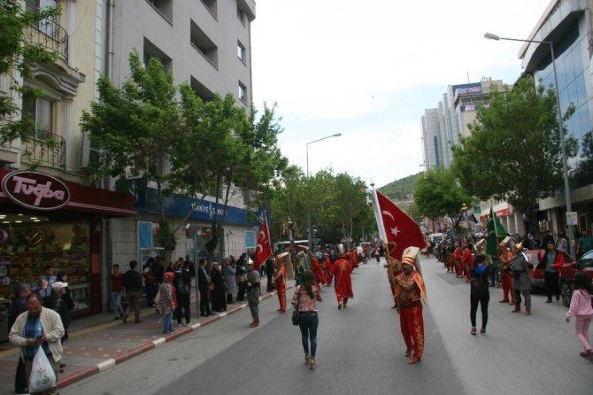 Bildergebnis für Afyonkarahisar'da 3 Mayıs Türkçülük Günü Yürüyüşü