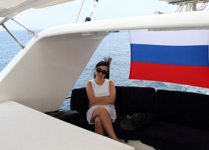 Alanya'da günübirlik turlara Rus ve Ukraynalı turist bereketi