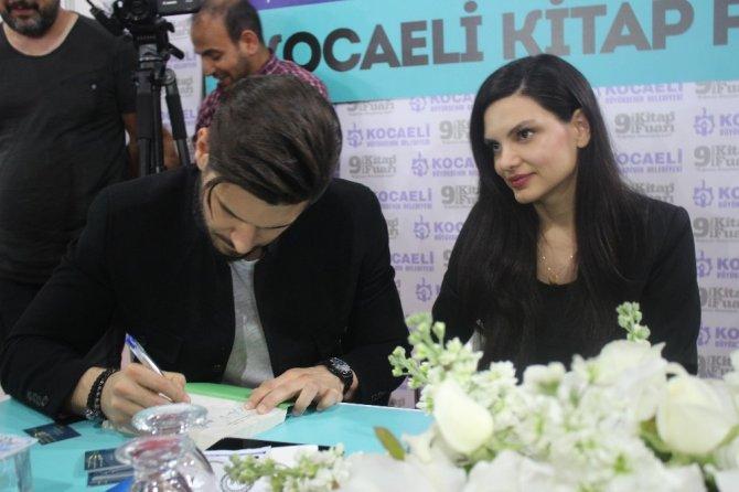 Murat Yıldırım ve Tolgahan Sayışman Kocaeli Fuarı'nda