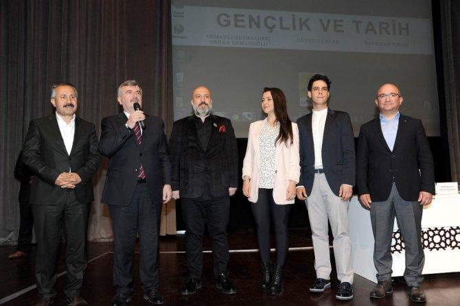 'Payitaht Abdülhamid' oyuncuları Konyalılarla buluştu