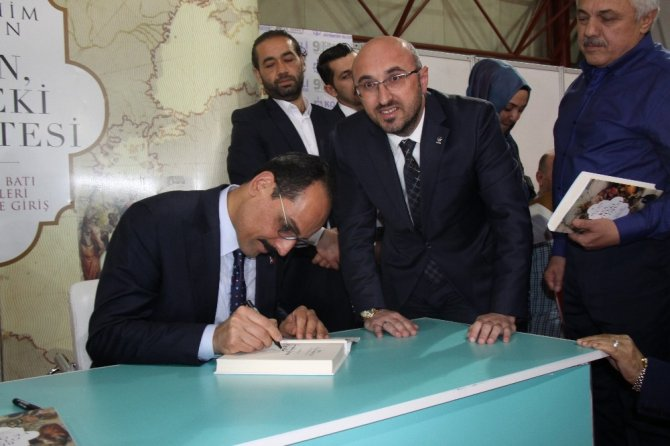 Cumhurbaşkanı Sözcüsü Kalın, ABD ziyareti ve Suriye'deki gelişmeleri anlattı