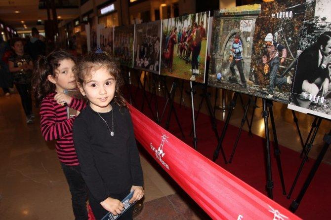 Trabzonspor'un 50 yıllık öyküsünün anlatıldığı sergi açıldı