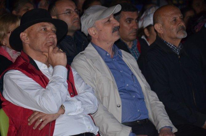 Kartal'da Kıraçlı 19 Mayıs coşkusu