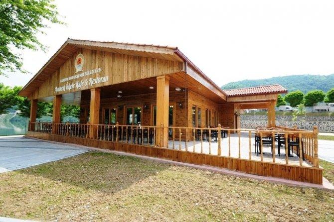 Büyükşehirden Ayvacık'a turistik tesis