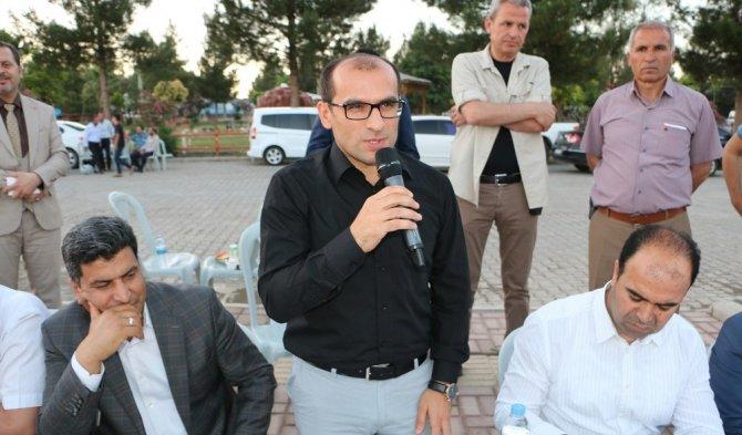 Büyükşehir Harran'da iftar programı düzenledi