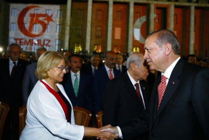 """Cumhurbaşkanı Erdoğan: """"O kadar çok düşman pusuda bekliyor ki isimlerini tek tek saymaya kalksak çok ciddi uluslararası krizle karşılaşırız"""""""