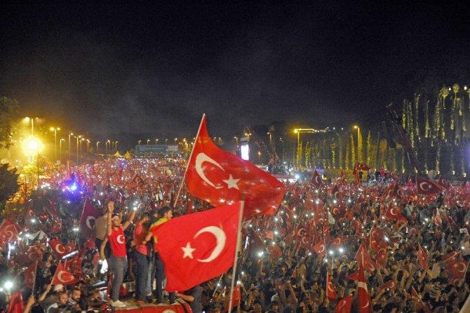 """Cumhurbaşkanı Erdoğan: """"FETÖ'cülerin bunlar iyi günleri"""""""