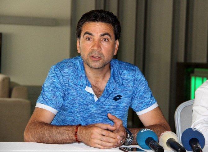 """Osman Özköylü: """"Bizim hedefimiz şampiyonluk değil"""""""
