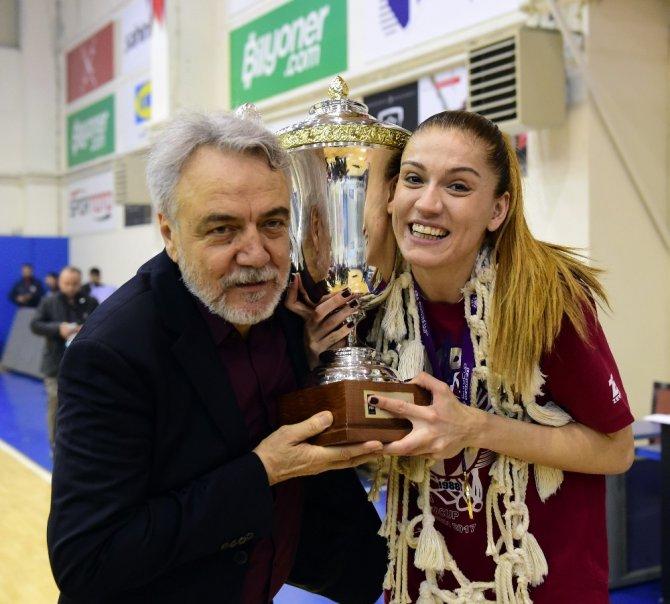 """Zafer Kalaycıoğlu:""""Hedefimiz Final Four"""""""