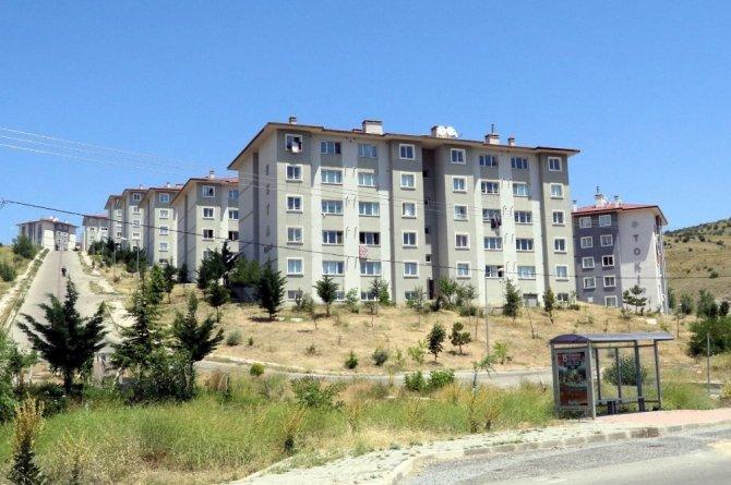 Yozgat'ta 200 TOKİ konutu boşaltılacak