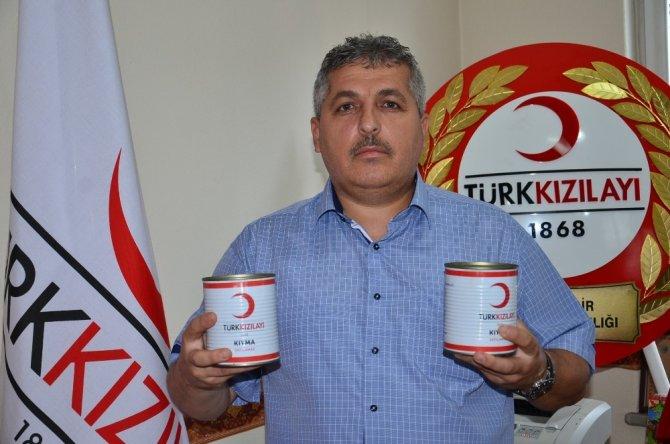 Kızılay'dan 'Kurban Bereketi Yıl Boyu Sürsün' kampanyası