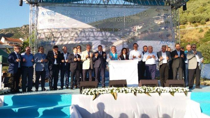 Ulaştırma Denizcilik ve Haberleşme Bakanı Ahmet Arslan: