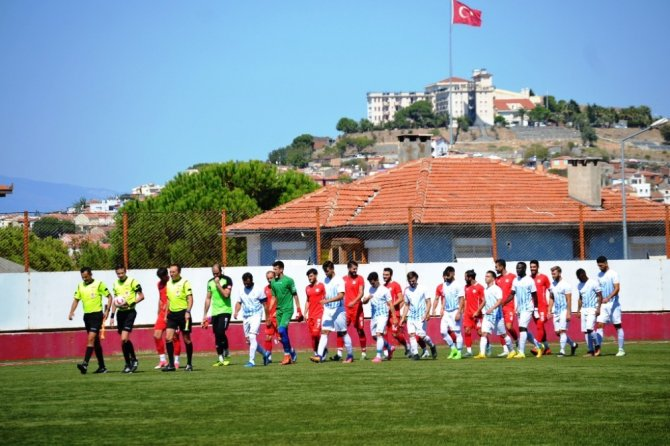 Türk-Yunan dostluğu için karşılaştılar