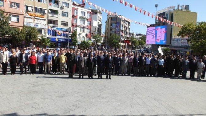 Burhaniye'de 95. kurtuluş günü coşkulu törenlerle kutlandı
