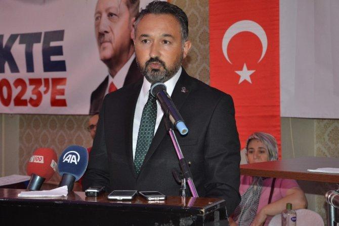 """AK Parti'li Yazıcı: """"Savunma sanayinde dışı bağlılığımızı yüzde 40'a indirdik"""""""