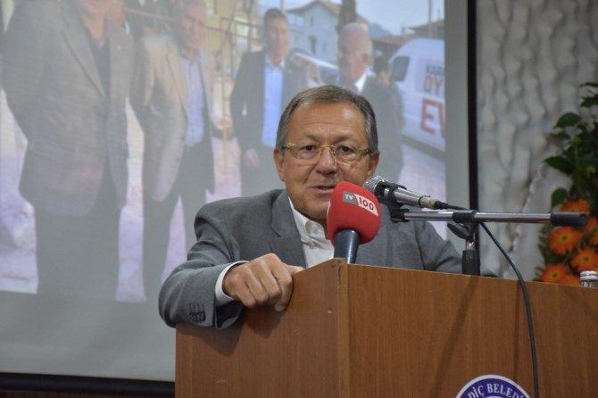 Bigadiç Ak Parti teşkilatı Akbıyık dedi