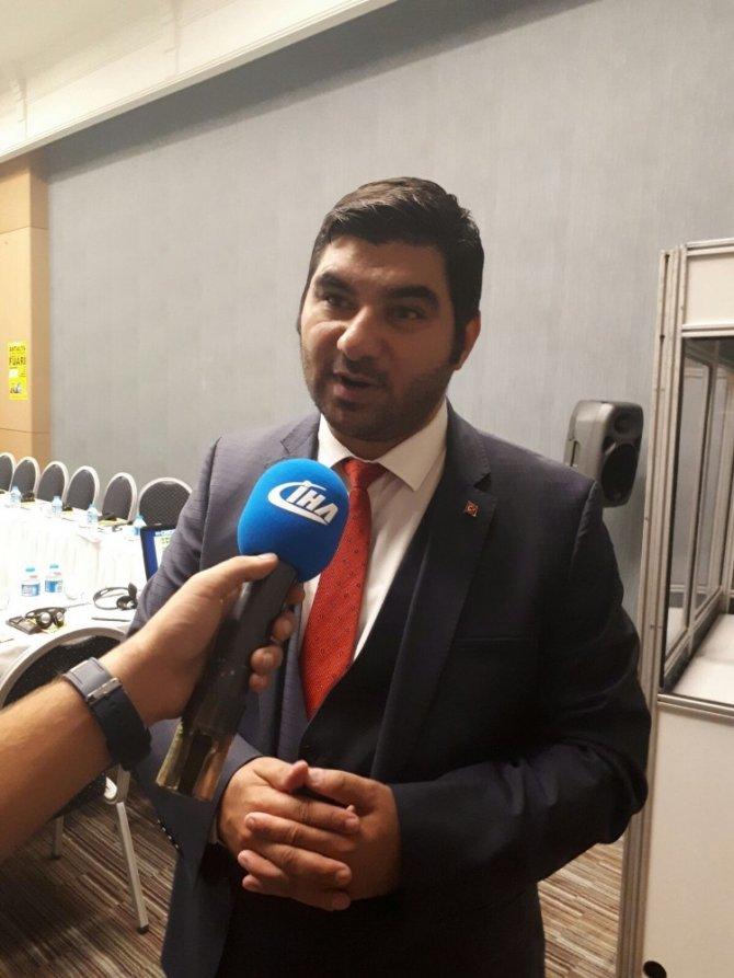 Cm Expo İş-İnşaat Makineleri Fuarı 4 Ekim'de Antalya'da açılıyor
