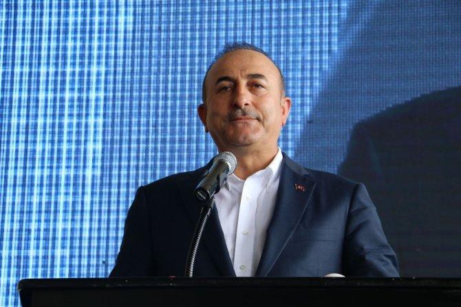 """Bakan Çavuşoğlu: """"Çin'e tarım ürünü ihracatı önündeki engeller kalkıyor"""""""