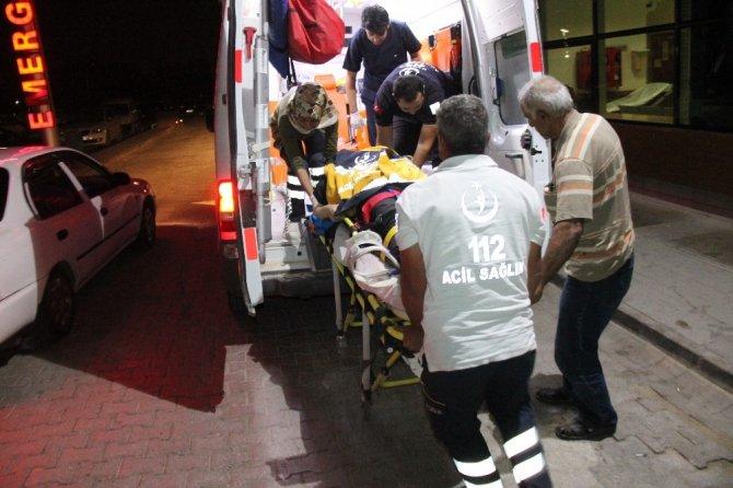 4 kişinin öldüğü kazada 2 yaralı Elazığ'a getirildi