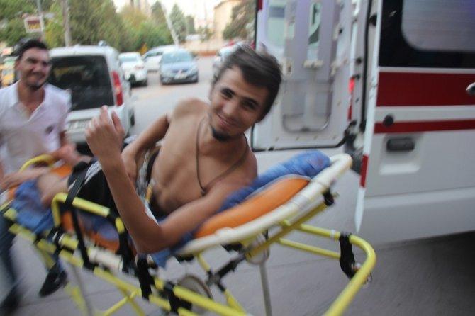 iki grup birbirine girdi 3'ü bıçakla 6 kişi yaralandı