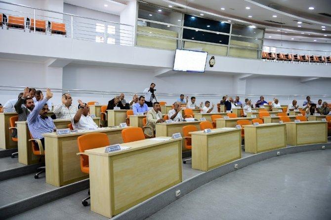 Büyükşehir Belediyesi Meclisi Eylül ayı meclis toplantılarına başladı