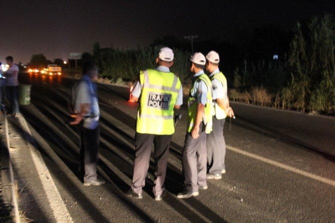 Aydın'da kaza; Motosikletli şahıs feci şekilde hayatını kaybetti