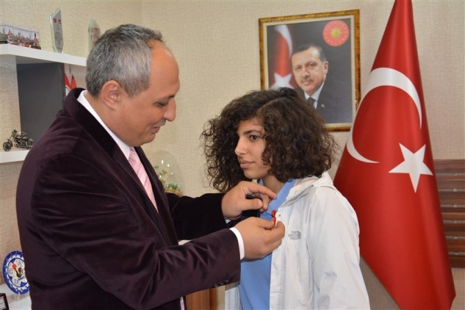 Türkiye Değer Ödüllerinde, Türkiye Birincisi Edremit'ten