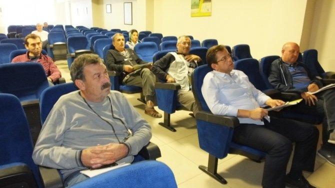 Burhaniye'de kredilendirme kriterleri toplantısı