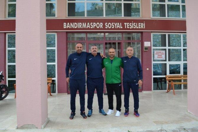 """Mustafa Uğur: """"İyi futbolla birlikte galibiyetler artacak"""""""
