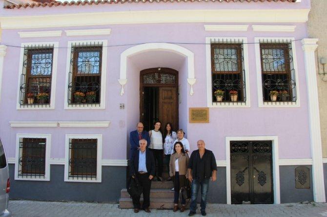 Yunanistan'ın Midilli ve Hanya Belediyeleri'nden Edremit'e ziyaret
