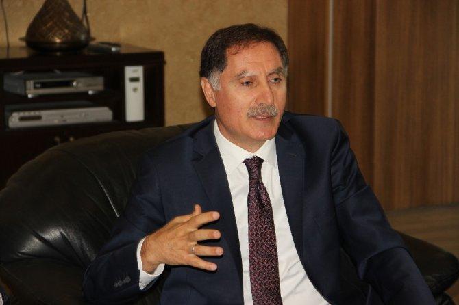 """Kamu Başdenetçisi Malkoç: """"Daha güçlü bir Türkiye için çalışıyoruz"""""""