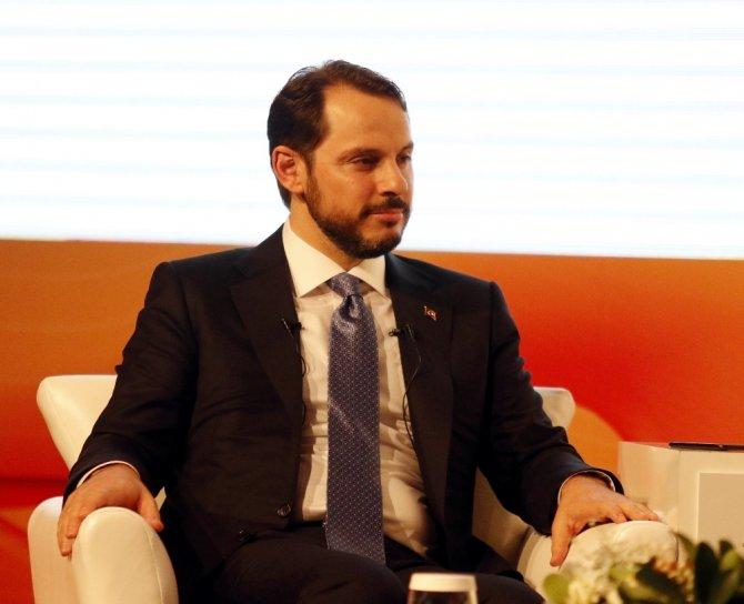 """Bakan Albayrak, """"Türkiye bu kış doğalgaz kesintisi yaşamayacak"""""""