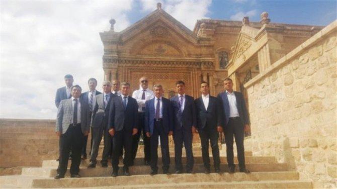Mardin'de eğitim toplantısı