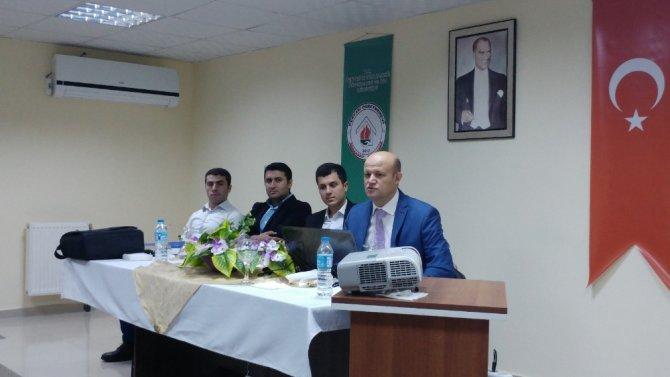 Siirt'te Tarıma Dayalı Yatırım Destekleri anlatıldı
