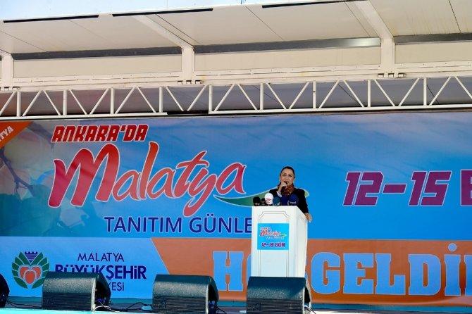 Ankara'da Malatya rüzgarı