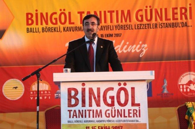 """AK Partili Yılmaz; """"Doğuya dönük yanlış ve çarpık bir algı var"""""""