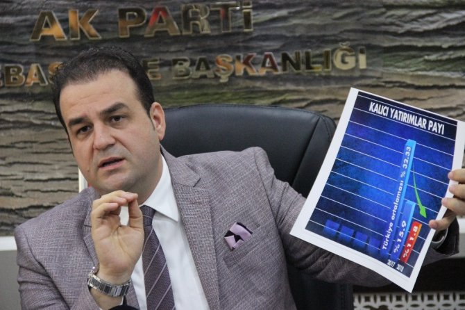 AK Parti'den Tepebaşı Belediyesi'ne bütçe eleştirisi
