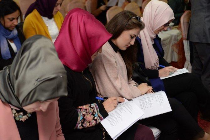 Altındağ Belediyesi personellerine hizmet içi eğitim