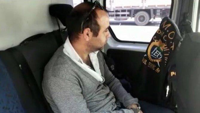 Servis şoförünün üzerinden bonzai çıktı