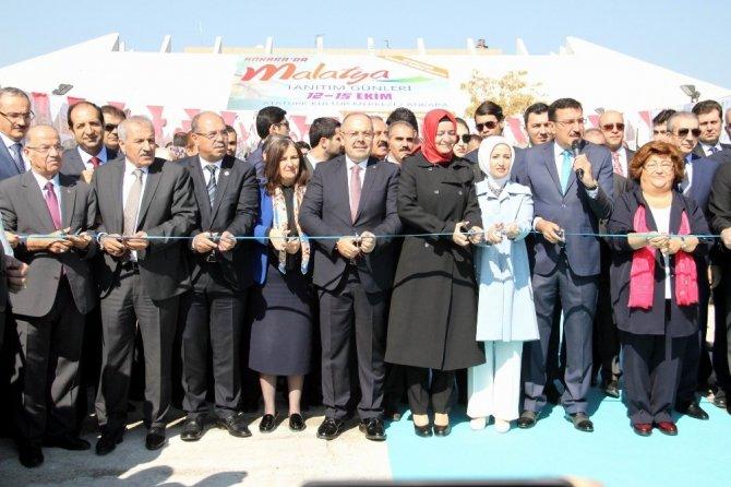 Başkent'te Malatya Tanıtım Günleri