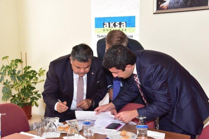 Başkan Yağcı doğalgaz firmasının yönetim kuruluna seçildi