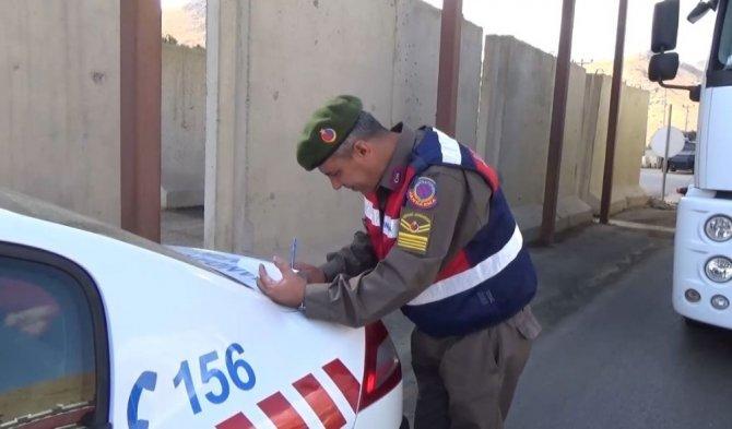 """Bitlis'te """"Trafik Güvenliği Denetimi-7"""" uygulaması"""