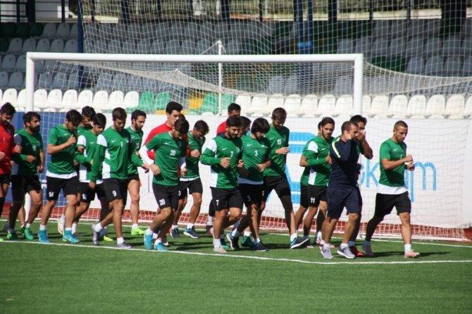 Bodrumspor Hatayspor hazırlıklarına başladı