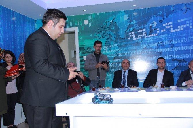 Biga'da Ekrem Ergün İlkokulunda robotik sınıfı açıldı
