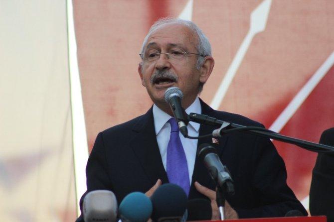 Kılıçdaroğlu, CHP Denizli il binası açılışını yaptı