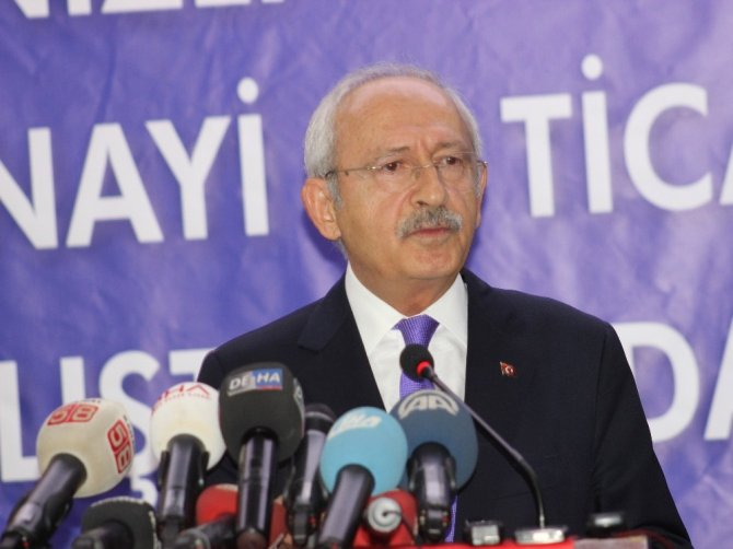 Kılıçdaroğlu'undan vize açıklaması